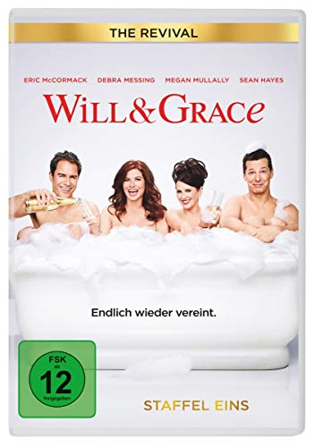 Will and Grace (Revival) - Staffel 1 (3 DVDs) Revival - Staffel 1 (3 DVDs)