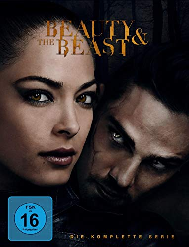 Beauty and the Beast Die komplette Serie (20 DVDs)