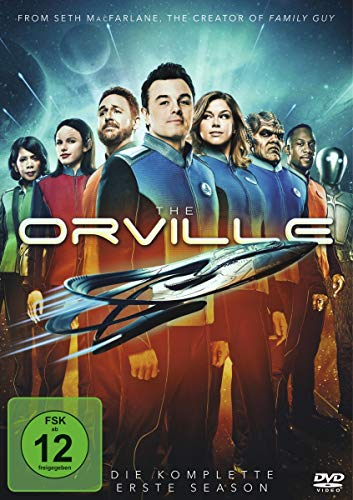 The Orville Staffel 1 (4 DVDs)