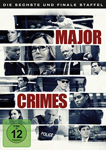 Major Crimes Staffel 6 (3 DVDs)