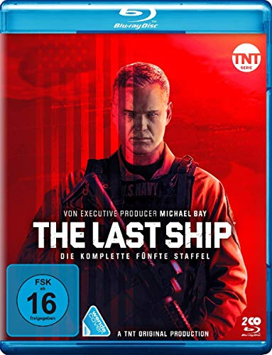 The Last Ship Staffel 5 [Blu-ray]