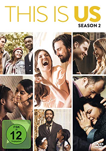 This Is Us Staffel 2 (5 DVDs)