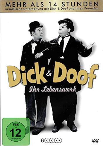 Dick & Doof Ihr Lebenswerk (6 DVDs)