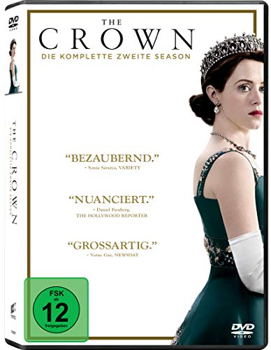 The Crown Staffel 2 (4 DVDs)