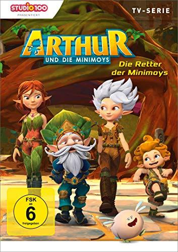 Arthur und die Minimoys DVD 4: Die Retter der Minimoys