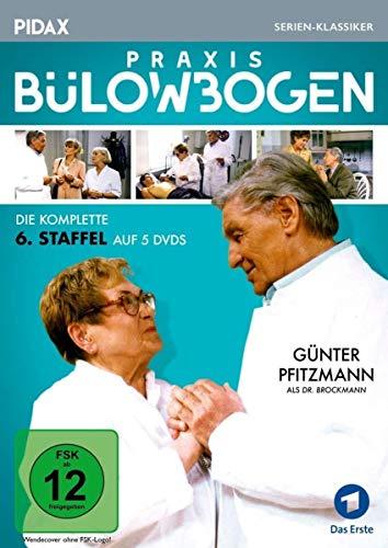 Praxis Bülowbogen Staffel 6 (5 DVDs)