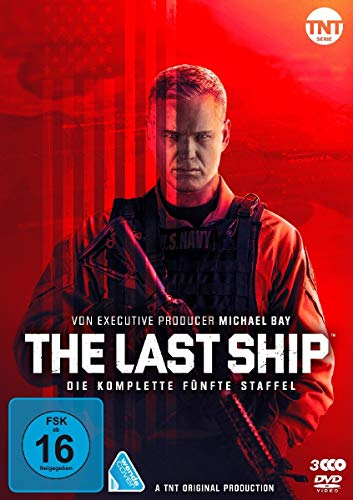 The Last Ship Staffel 4 (Uncut) [Blu-ray]