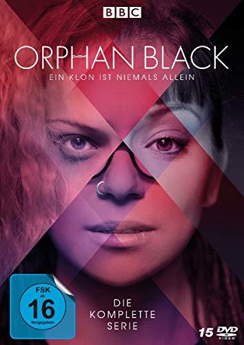 Orphan Black Die komplette Serie (15 DVDs)