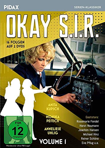 Okay S.I.R. Vol. 1 (2 DVDs)