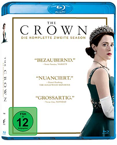 The Crown Staffel 2 [Blu-ray]