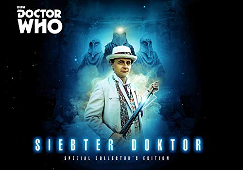 Doctor Who Siebter Doktor (Sylvester McCoy): Special Collector's Limited Edition (17 DVDs)