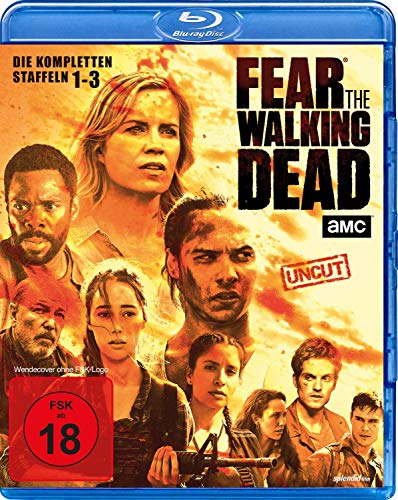 Fear the Walking Dead Staffel 1-3 [Blu-ray]