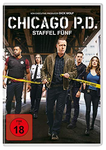 Chicago P.D. Staffel 5 (6 DVDs)
