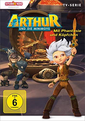 Arthur und die Minimoys DVD 3: Mit Phantasie und Köpfchen