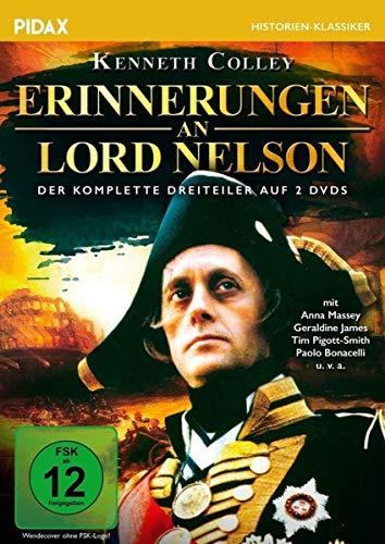 Erinnerungen an Lord Nelson 2 DVDs