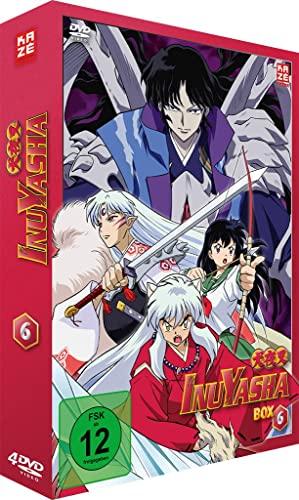 Inu Yasha Die TV-Serie: Box 6 (4 DVDs)