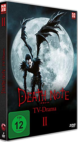 Death Note TV-Drama, Vol. 2 (2 DVDs)