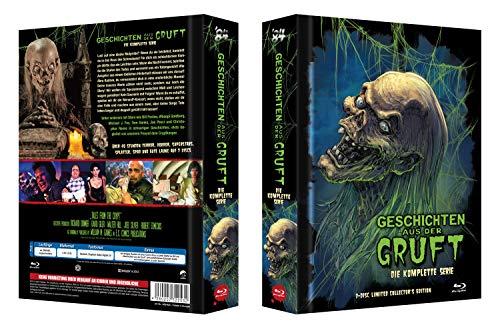 Geschichten aus der Gruft (Limited Collector's Edition Mediabook Cover A) [Blu-ray] Limited Collector's Edition Mediabook Cover A [Blu-ray]