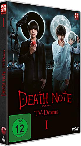 Death Note TV-Drama, Vol. 1 (2 DVDs)