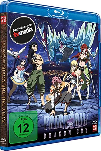 Fairy Tail: Dragon Cry (Movie 2) [Blu-ray]