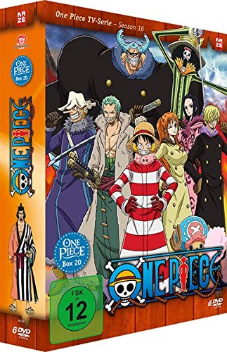 One Piece - TV-Serie, Vol.20 (6 DVDs)