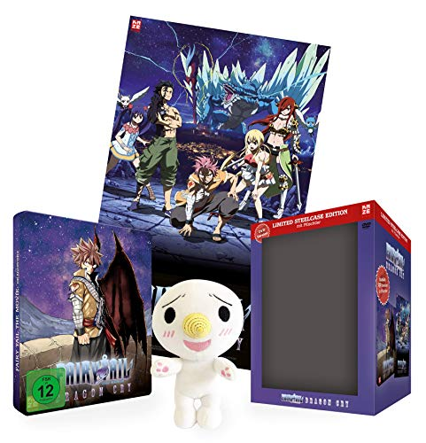Fairy Tail: Dragon Cry (Movie 2) (Limited Steelcase Edition mit Plüschtier Plue)