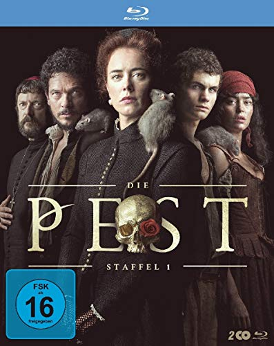 Die Pest Staffel 1 [Blu-ray]