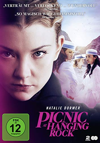 Picnic at Hanging Rock 2 DVDs