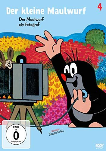 Der kleine Maulwurf DVD 4: Der Maulwurf als Fotograf