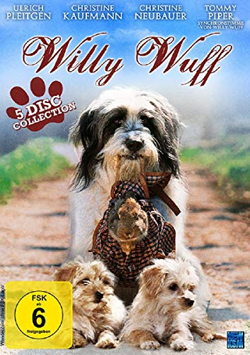 Willy Wuff Collection - 5 Filme Edition (5 DVDs)