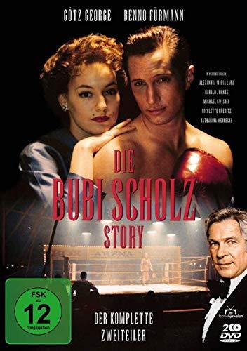 Die Bubi-Scholz-Story Der komplette Zweiteiler (2 DVDs)