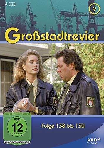 Großstadtrevier Box  9, Staffel 14 (4 DVDs)