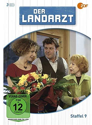Der Landarzt Staffel  9 (3 DVDs)