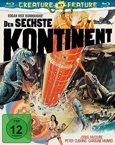 Der sechste Kontinent (Creature Features Collection #7) [Blu-ray]