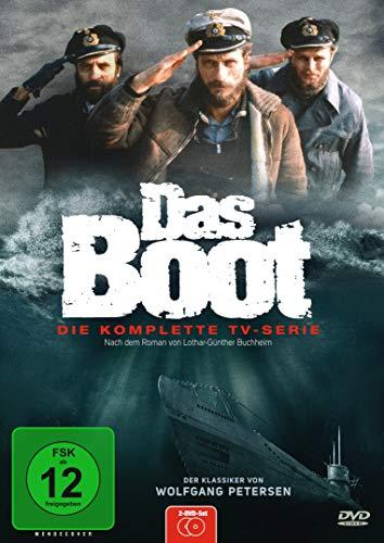 Das Boot Die TV-Serie (Das Original) (2 DVDs)