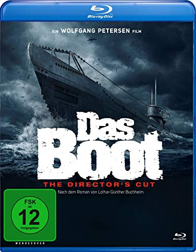Das Boot (Director's Cut) (Das Original) [Blu-ray] Director's Cut (Das Original) [Blu-ray]