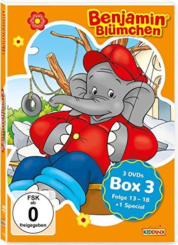Benjamin Blümchen Box 3 (3 DVDs)