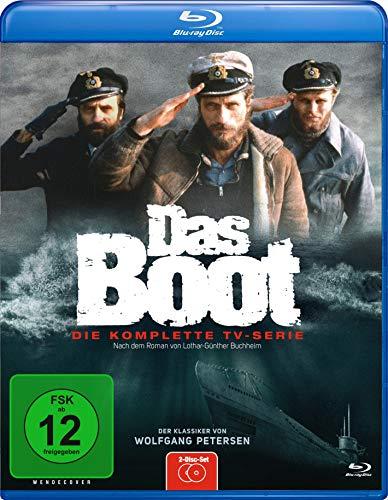 Das Boot Die TV-Serie (Das Original) [Blu-ray]