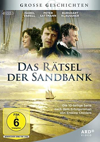 Das Rätsel der Sandbank 4 DVDs