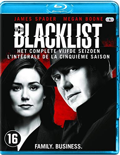The Blacklist Staffel 5 [Blu-ray]