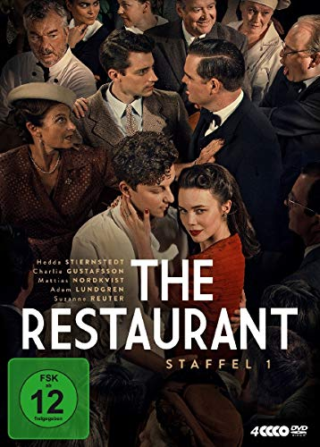 The Restaurant Staffel 1 (4 DVDs)