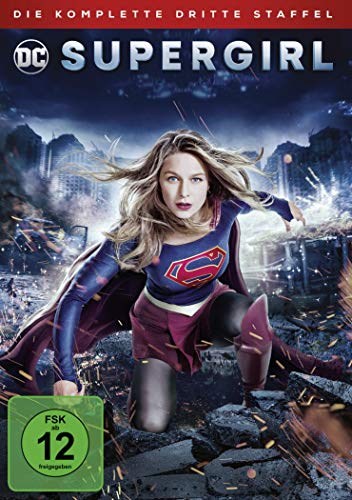 Supergirl Staffel 3 (4 DVDs)