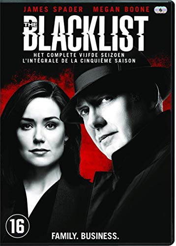 The Blacklist Staffel 5 (6 DVDs)