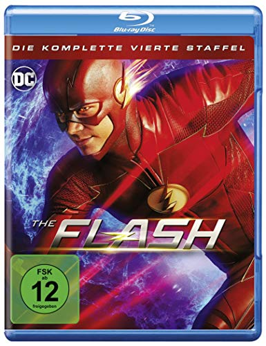 The Flash Staffel 4 [Blu-ray]