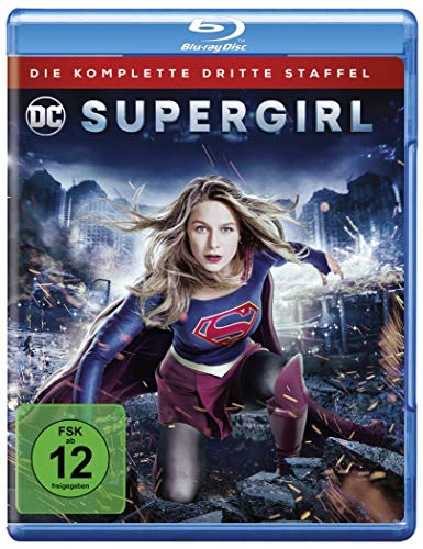 Supergirl Staffel 3 [Blu-ray]