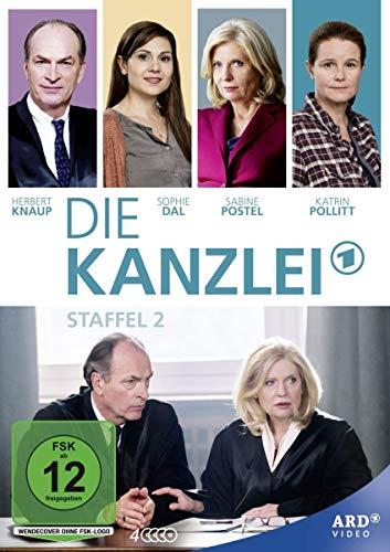 Die Kanzlei Staffel 2 (4 DVDs)