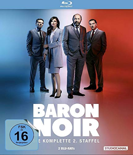 Baron Noir Staffel 2 [Blu-ray]