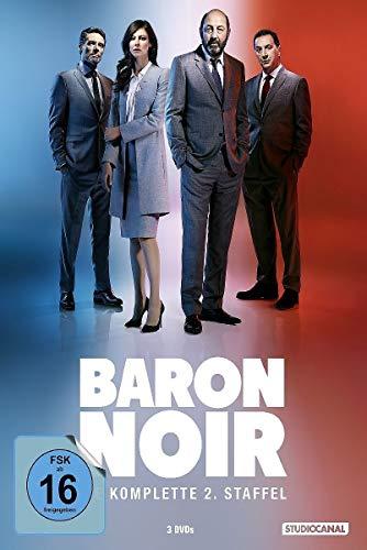 Baron Noir Staffel 2 (3 DVDs)