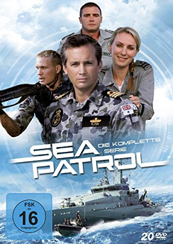 Sea Patrol Die komplette Serie (Limited Edition) (20 DVDs)