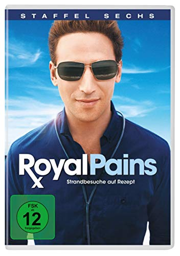 Royal Pains Staffel 6 (3 DVDs)